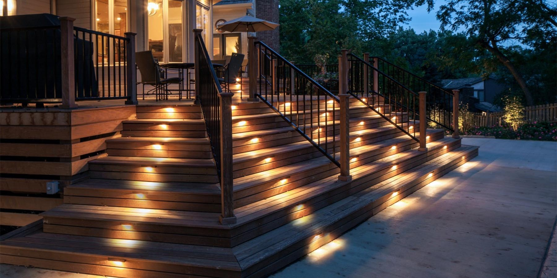 Lighting For Decks And Patios